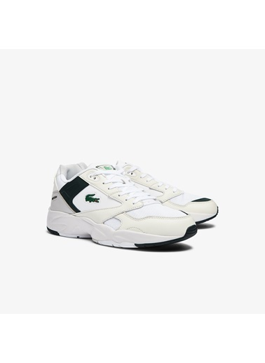 Lacoste Erkek Storm 96 Lo 0721 1 Sneakers 741SMA0085.1R5 Beyaz